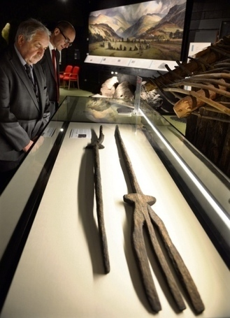 GB : Neolithic tridents found during Carlisle 'bypass' work go on display | World Neolithic | Scoop.it