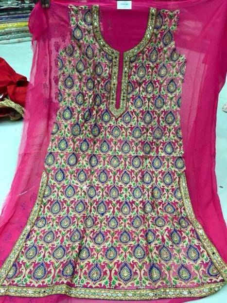 Designer Patiala Suits new arrival 2015 for Women | styleuneed | Scoop.it