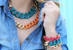 DIY Jewelry: 5 Fascinating Ways to Turn your Hardware into Jewelry | Shopping and Deals | Scoop.it