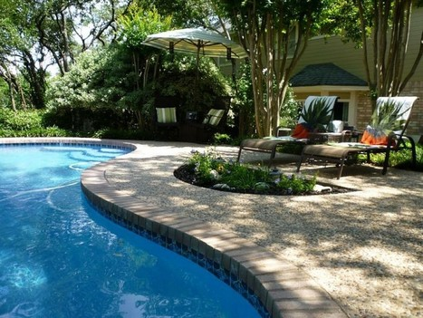 Backyard Landscaping Ideas-Swimming Pool Design | homesthetics.net | Scoop.it