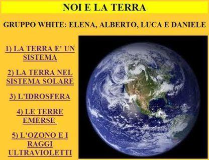 Ipertesto sul pianeta Terra   Didattica   Scoop.it