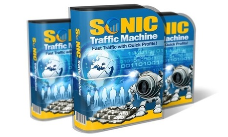 Sonic Traffic Machine Review And Exclusive Bonus - Frank Luu Reviews | Product Launch Review | Scoop.it