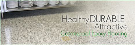 Healthy - Durable - Attractive Commercial Epoxy Flooring   Easy-to-Install   Do-It-Yourself Epoxy Flooring   Scoop.it