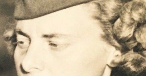 Obituary: Ruth Johnson showed gunnery sergeants what expert meant | World at War | Scoop.it