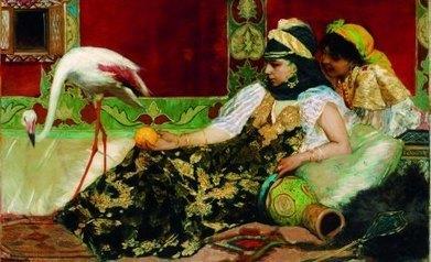 Un grand peintre nommé Benjamin-Constant - Causeur | Benjamin-Constant (1845-1902) | Scoop.it