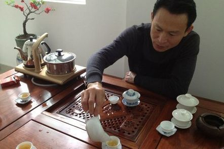 Chinese Oolong Tea Tasting   Agricultural Biodiversity   Scoop.it