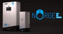 Norge Systems, premier fabricant à proposer des imprimantes 3D SLS low-cost   impression 3D   Scoop.it