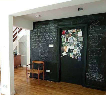Pizarras de pared | Hogar y jardin | Scoop.it