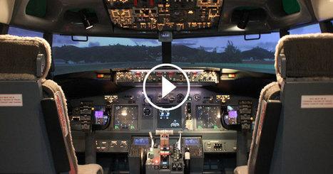 Des scientifiques ont élaboré un pilotage cérébral qui permet de contrôler les avions par la pensée | Remembering tomorrow | Scoop.it
