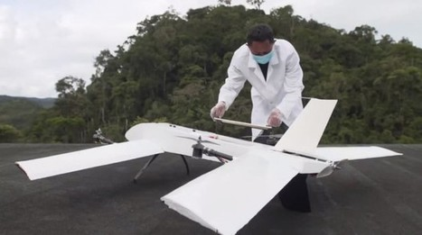 Madagaskar: Drohnen bringen Blut- und Stuhlproben ins Labor | Afrika | Scoop.it