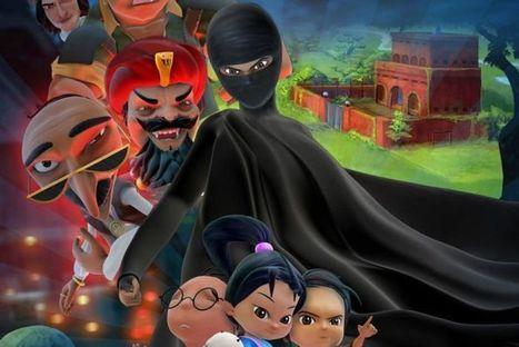 Burqa-clad cartoon superhero to battle for girls' education in Pakistan - Australia Network News (Australian Broadcasting Corporation)   Girl's Education   Scoop.it
