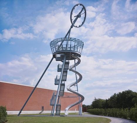 Vitra Campus instala una Torre mirador con un tobogán | retail and design | Scoop.it