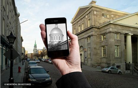 Montréal en Histoires unveils multi-media historical walking tour | Médias sociaux et tourisme | Scoop.it