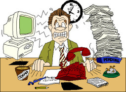 Cure Workplace Stress in 6 Easy Ways | Company Review - Take This Job or Shove It! | Scoop.it