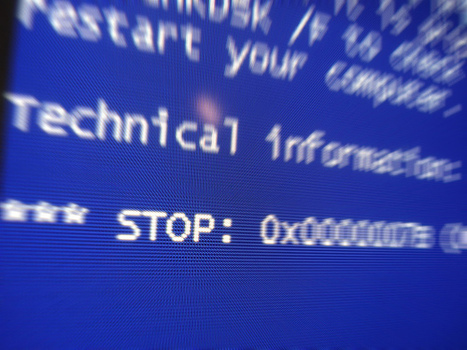 A simple HTML tag will crash 64-bit Windows 7 | IT Security | Scoop.it