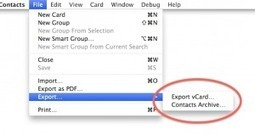 How to combine two accounts in OS X | Mac & iPhone | Scoop.it