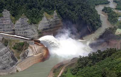 The future of hydropower in Sarawak | Corporate Ecosystem Services | Scoop.it