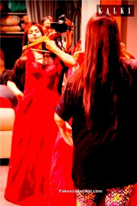 Divyanka Tripathi trying Kalki Fashion Outfits for her Wedding | Indian Fashion Updates | Scoop.it