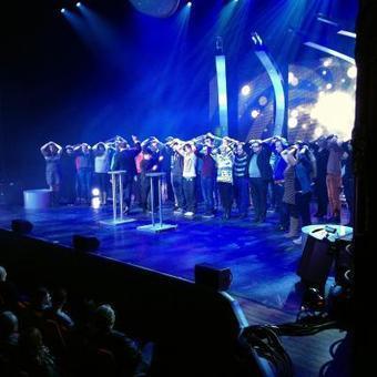 Liège: les spectateurs du Forum complètement hypnotisés par Messmer (+ vidéos)   Coaching - santé - hypnose - Liège   Scoop.it