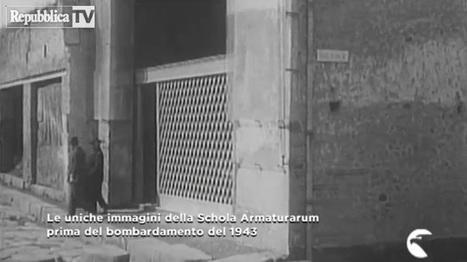 Difunden imágenes de Pompeya anteriores a su bombardeo en 1943 | Mundo Clásico | Scoop.it