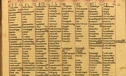 Les méthodes d'apprentissage du latin pour hellénophones du 2è et 6è s. sont plus rigolotes que ce que l'on pourrait croire ! | les actualités des Langues et Cultures de l'Antiquité | Scoop.it