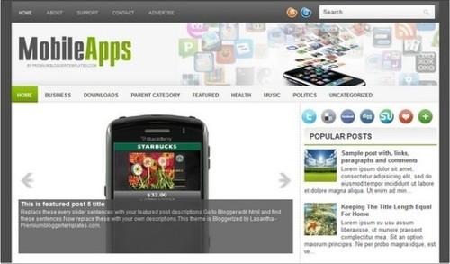 Las mejores plantillas para Blogger y WordPress de 2011 – juandon ...