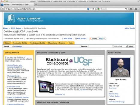 Transitioning from Elluminate to Collaborate | Convergence | CCC Confer | Scoop.it