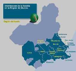 Sandía- Historia y distribución - Región de Murcia Digital | Sandia | Scoop.it