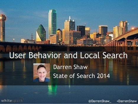 State of Search Conference Dallas Texas 2014 | Google Plus and Social SEO | Scoop.it