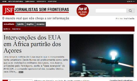 """Lançado hoje jornal online """"independente de poderes económicos, financeiros e políticos""""   Portugal Versus Portugal   Scoop.it"""