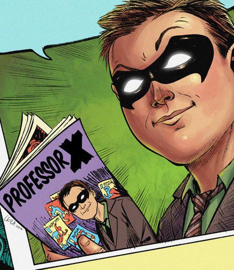 CU's William Kuskin takes comics seriously   Teaching MOOCs   Scoop.it