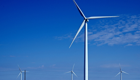Google Just Bought the Entire Power Output From an Unbuilt Wind Farm | Planning, Budgeting & Forecasting | Scoop.it
