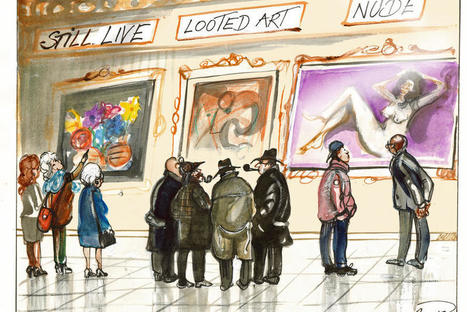 Les galeries d'art en voie d'extinction?   Art Market, Museums, Galleries & Trends   Scoop.it