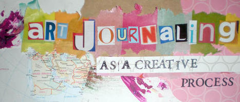 Cool Art Therapy Intervention #4: Visual Journaling | Visual Thinking | Scoop.it