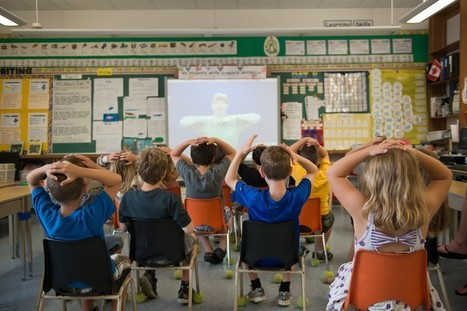 Virtual Visits With Experts In The Digital Human Library | Kindergarten | Scoop.it