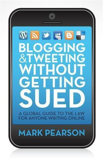 The basics on blogging and tweeting without getting sued - No Fibs | Telematics project | Scoop.it