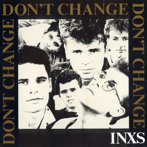 Bruce Springsteen covers INXS' classic 1982 single 'Don't Change' | Winning The Internet | Scoop.it