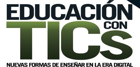 Educacion con TICS por Virginia Caccuri (Descarga Gratuita) - Instituto de Tecnologías para Docentes | Yo Profesor | EDUCACIÓN Y PEDAGOGÍA | Scoop.it
