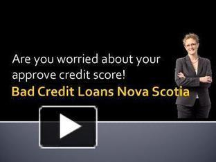 Go Happy For Struggling Funds   With Bad Credit Loans Nova Scotia | Bad Credit Loans Nova Scotia | Scoop.it
