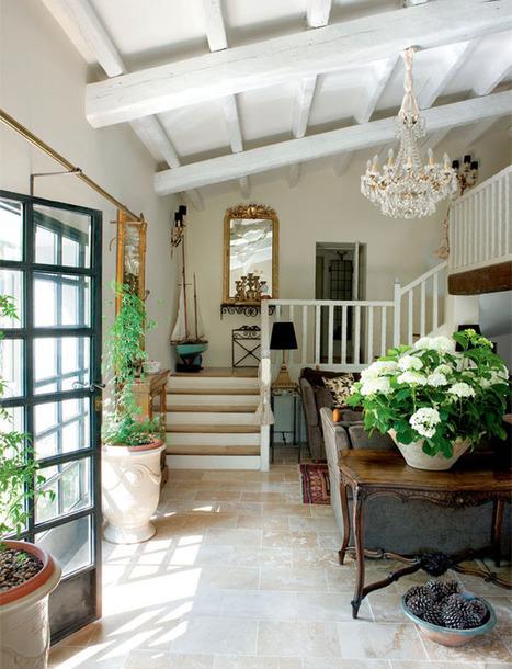 La rénovation d'une ferme en Provence | | PLANETE DECO a homes worldPLANETE DECO a homes world | Aménagement et décoration | Scoop.it