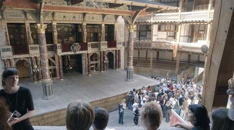 Shakespeare's Globe Theatre Tour & Exhibition | The Tempest | Scoop.it