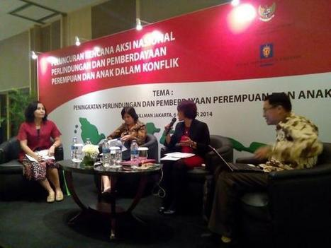 Women peace and security in jakarta: challenges to security sector reform | security | Scoop.it
