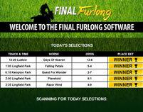 Final Furlong | Betting Systems Reviews | Scoop.it