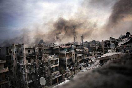 Lo que no te cuentan sobre la batalla que se está librando en Alepo, Siria | La R-Evolución de ARMAK | Scoop.it