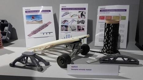 Así es la nueva tecnología de impresión 3D que hace estructuras tres veces más ligeras que titanio | Aplicaciones y Herramientas . Software de Diseño | Scoop.it