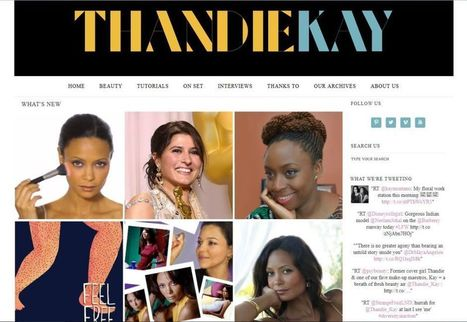 A website that celebrates difference - Beauty | The Star Online | Mixed American Life | Scoop.it