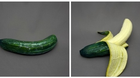 These vegetables are not what they seem. | Strange days indeed... | Scoop.it