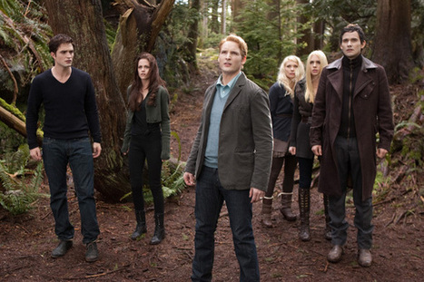 Twilight: Breaking Dawn: Part 2 - South Florida Movie Reviews by I Rate Films | Film reviews | Scoop.it