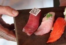 Des QR codes comestibles sur des sushis pour informer des pratiques de la pêche durable - HelloBiz   Management de projet Tourisme & Oenotourisme : CERTILABEL   Scoop.it