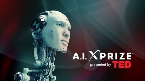 Xprize wants to fund a TED Talk given by artificial intelligence, and ... | Trends in the IT industry | Scoop.it